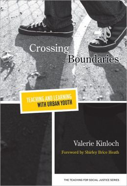 Crossing Boundaries Book Cover ...