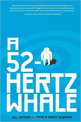 A 52-Hertz Whale Book Cover
